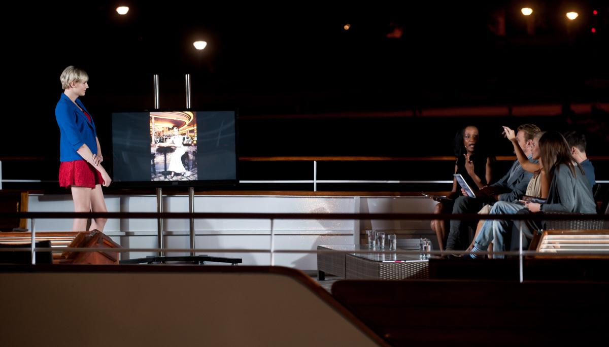Jury ocenia zdjęcie Michaliny