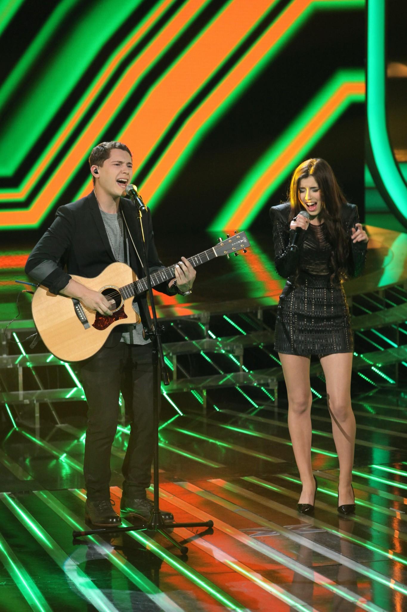 Cris Cab i Marta Bijan